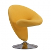Yellow Stardust Chair