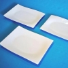 Rectangle White Motion Plate