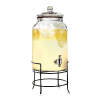 Cold Beverage Dispenser with Stand