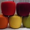 Colorful Ottomans